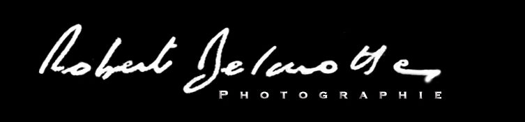 Signature Robert DELMOTTE Photographie
